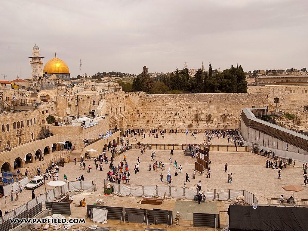 mount of olives israel tour
