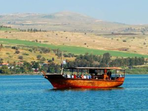 educational tours to israel boat