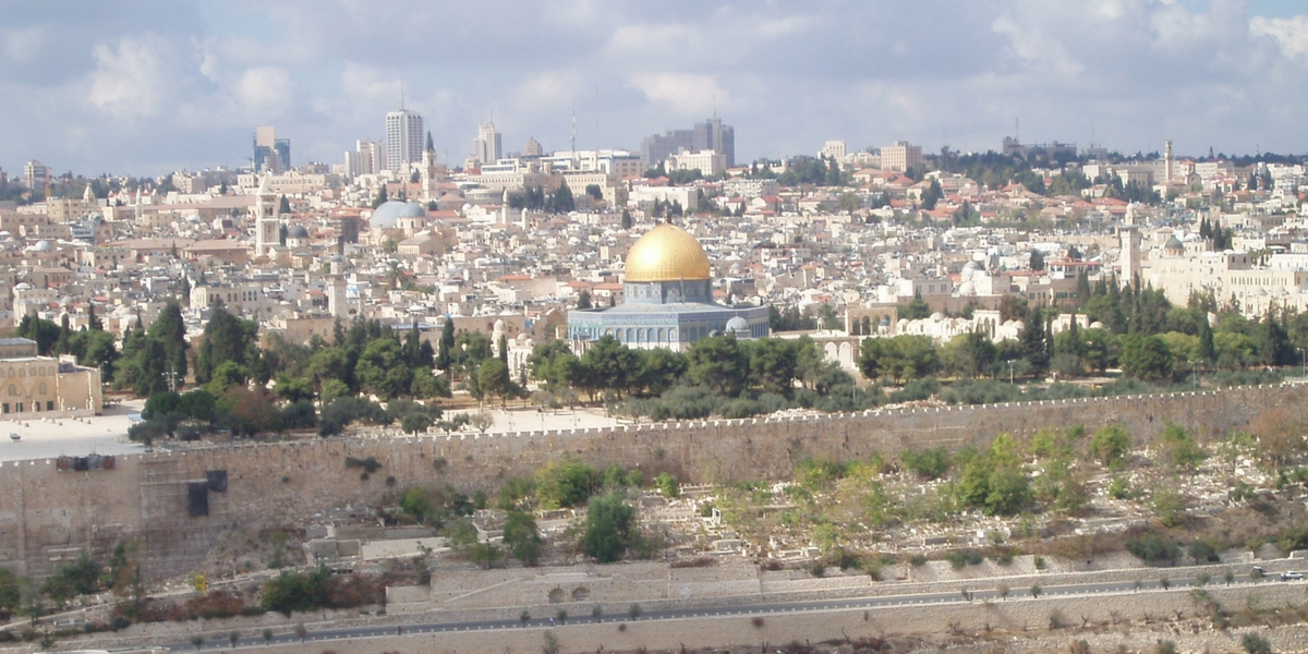 tours to holy land