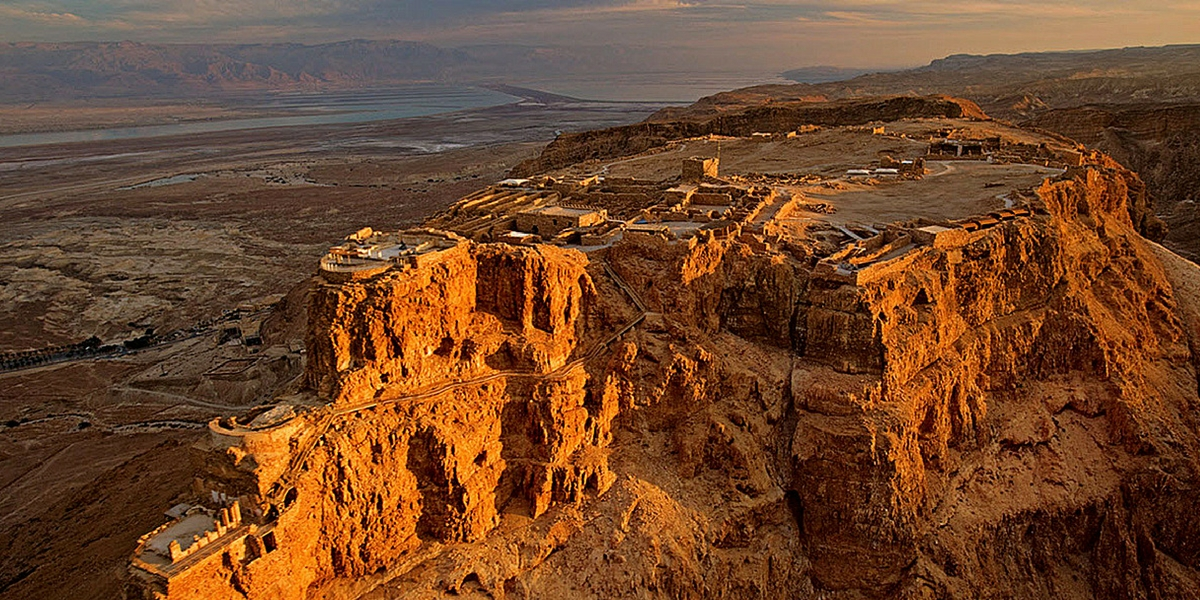connect to israel tour masada
