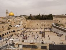 mount of olives israel tour