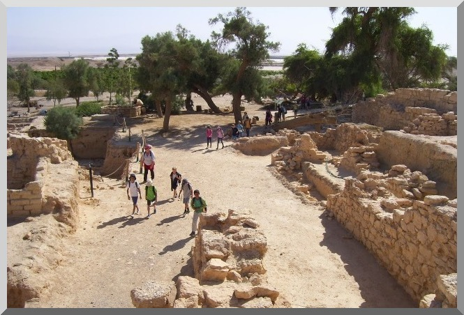 archaeological dig site israel