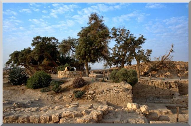 biblical tamar park water spring