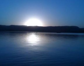 sunset sea of galilee tour